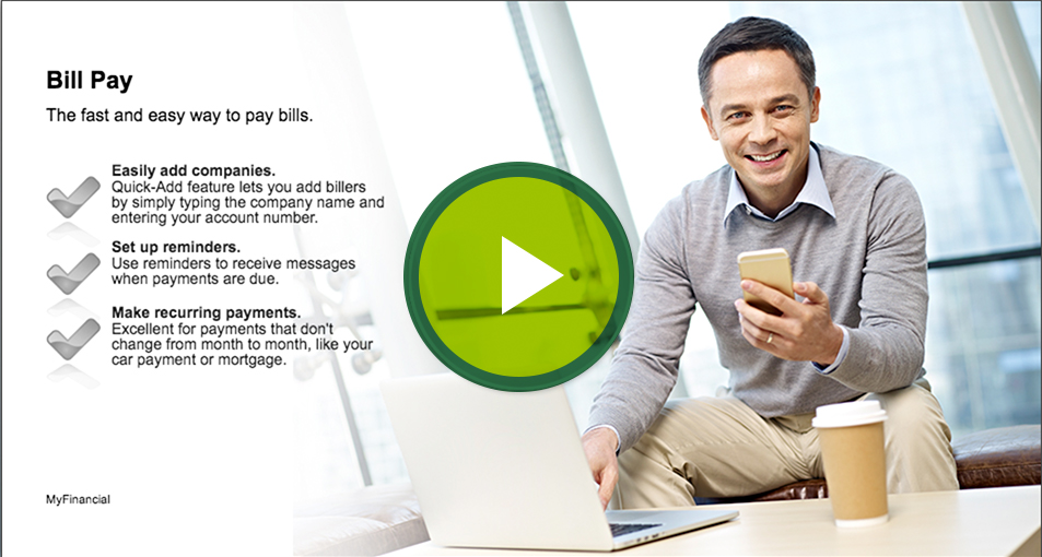 Bill Pay Video link
